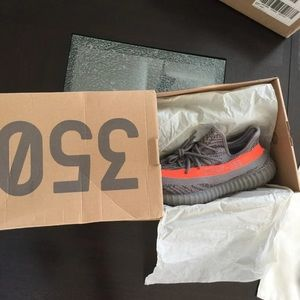 Other - Authentic Adidas Yeezy 350 V2 Beluga